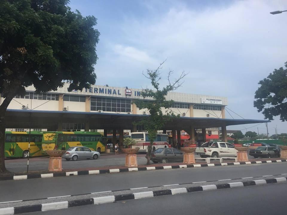 Teluk Intan Bus Terminal