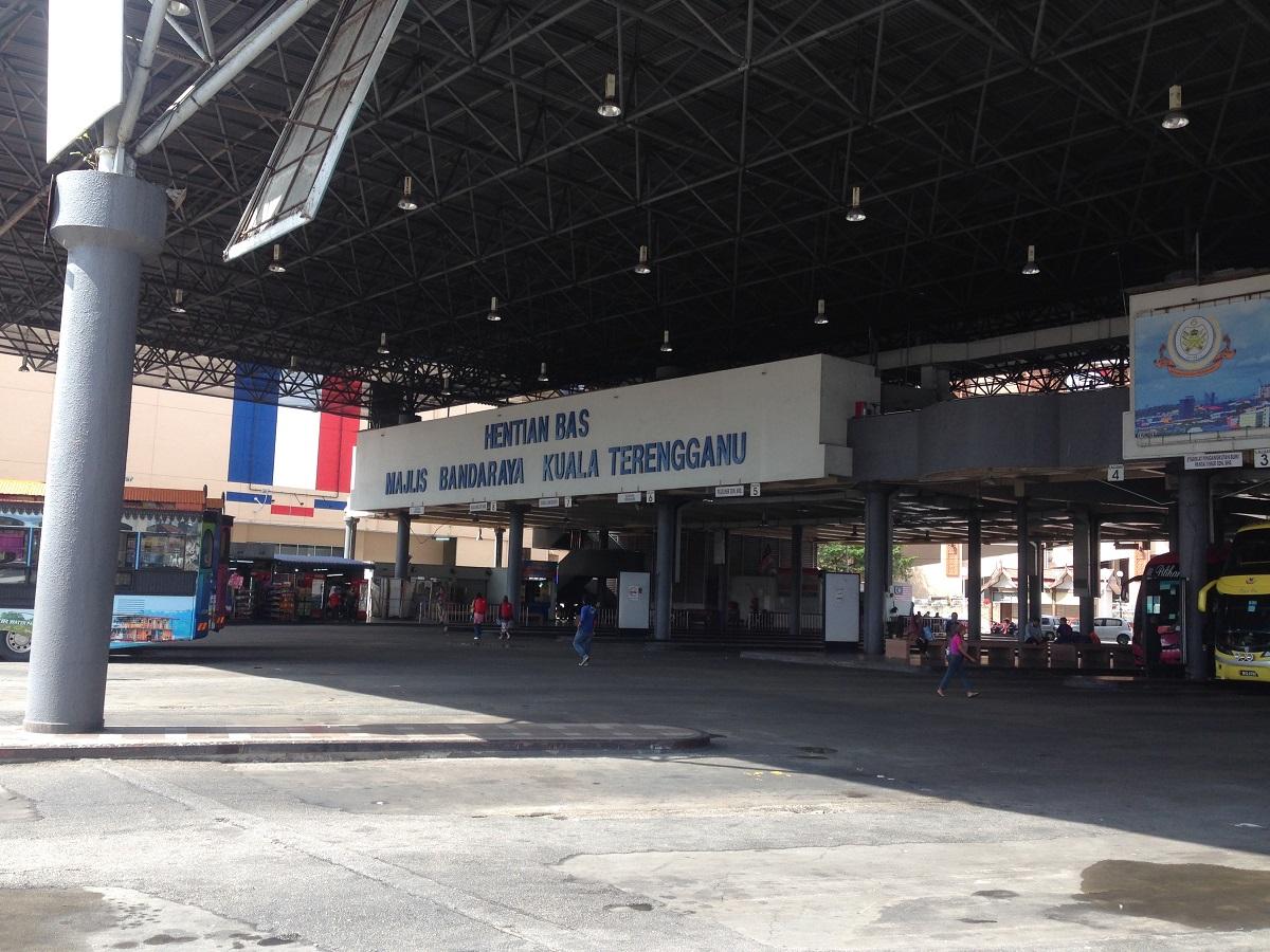 kuala terengganu bus terminal